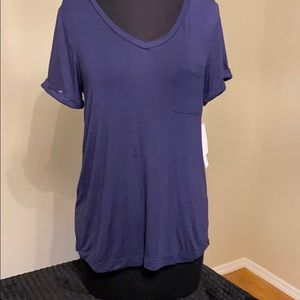Jane & Bleecker Ladies Short Sleeved Top